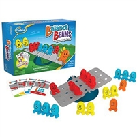 Got Special KIDS|ThinkFun Balance Beans Seesaw Logic Game has 40 Challenges from Easy to Super Hard with Solutions.