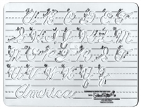 Got Special KIDS|School-Rite Handwriting Cursive - upper case