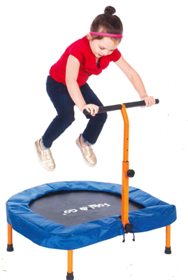 Got Special KIDS|Original Toy company Fold & Go Trampoline Deluxe