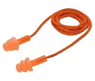 Got Special KIDS|Reusable Sensory Reduction Ear Plugs w/ Cord - NRR 25