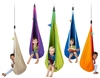 La Siesta Joki - Hanging Nest Swing -New & Improved is the original kid's pod swing. Joki can be a relaxing retreat, but can also encourage heavy work and movement.