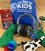 On the Go! Sensory Reset Bundle - Young Adult