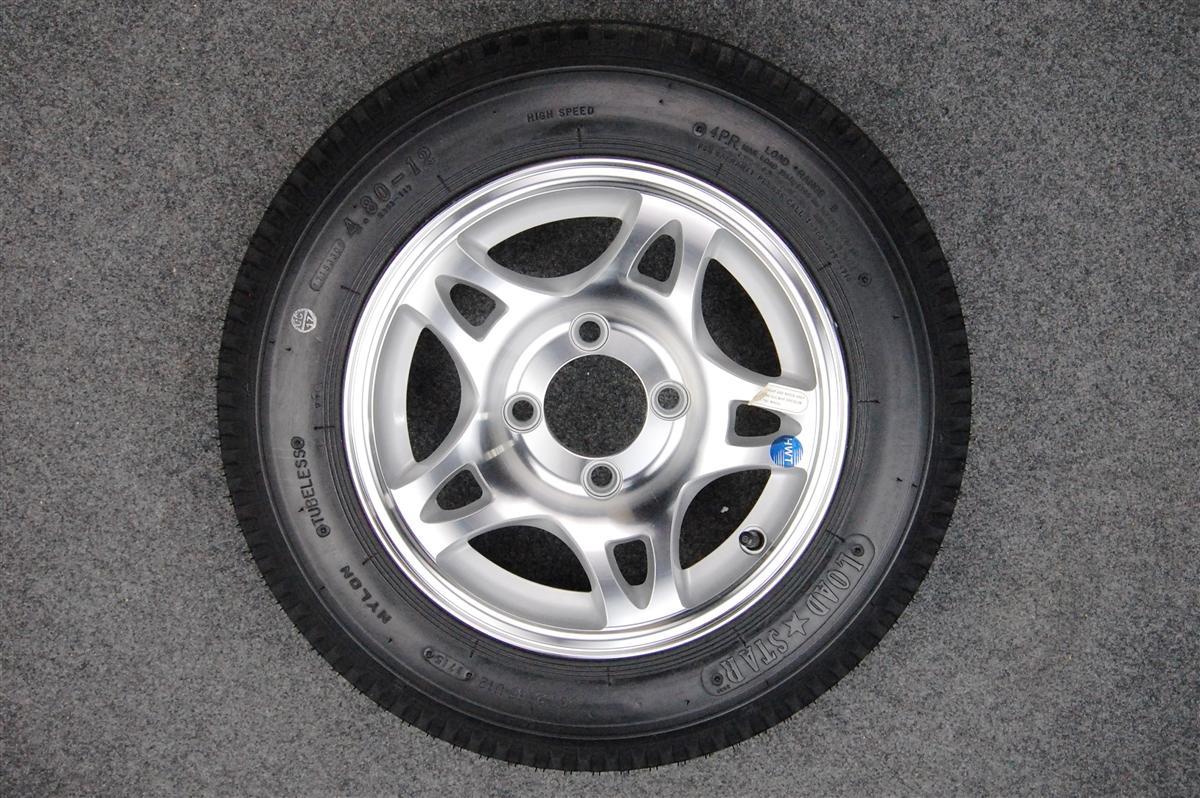 12 Quot Aluminum Wheels Clear Cut Out