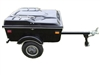 CM 1000 cargo trailer, motorcycle trailer