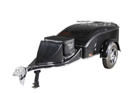 Time Out Trailers Dart, motorcycle cargo trailer.
