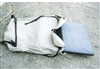 Sleeping cushion and bag for time out trailers campers
