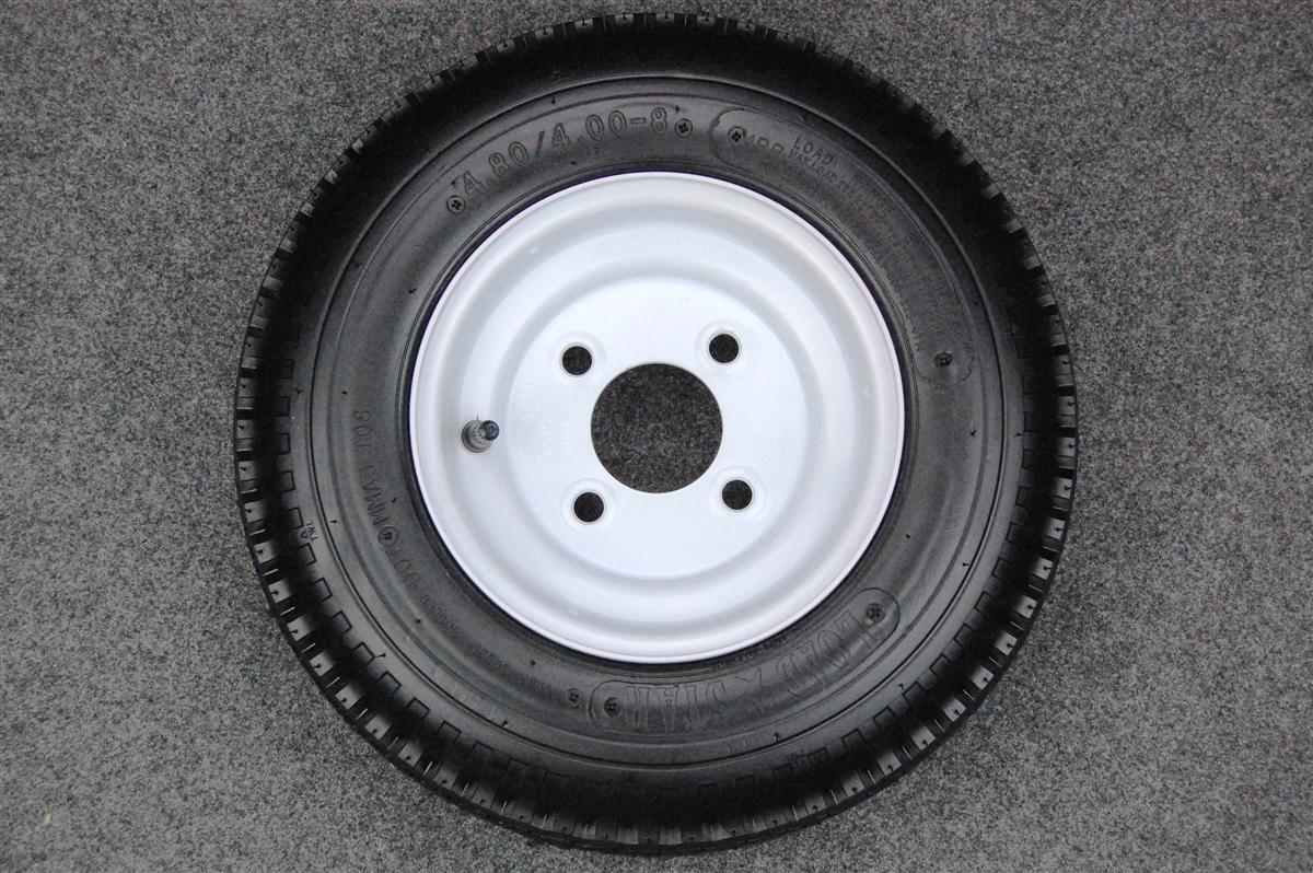 8 U0026quot  Spare Tire