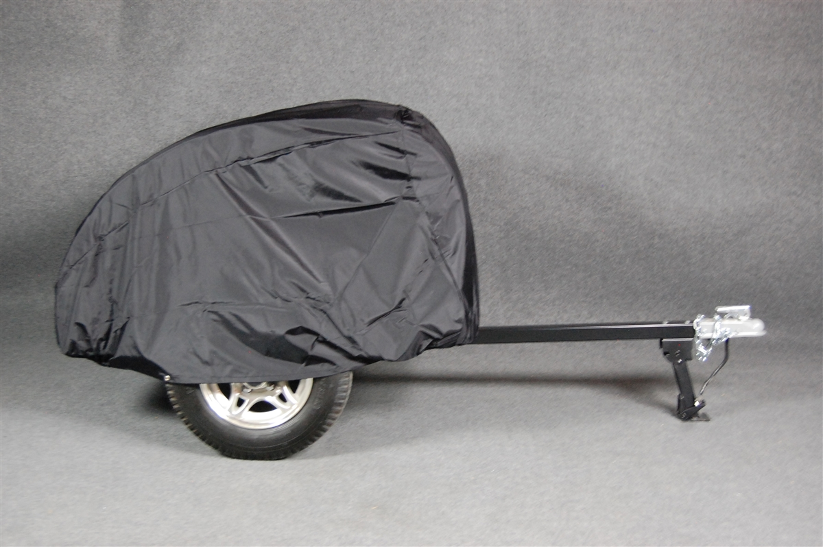 Time Out Trailers   Motorcycle Cargo Trailer Cover