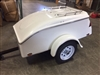 XL 1800 - White Cargo Trailer