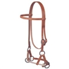 Harness Leather Side Pull Headstall by Weaver Leather at Working Horse Tack in Ohio