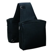 Heavy-Duty Nylon Saddle Bags