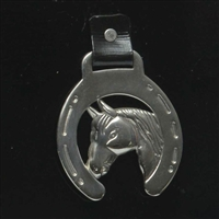 Horsehead Stainless Steel Facepiece