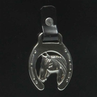 Small Stainless Steel Horsehead