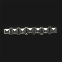 Pyramid Stainless Steel Chain 1/2 & 5/8