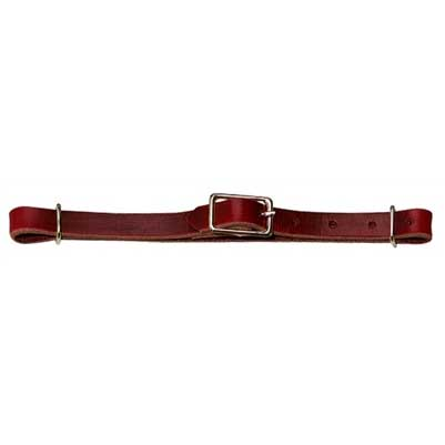 Weaver Straight Latigo Leather Curb Strap