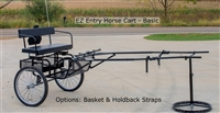 EZ Entry Horse Cart