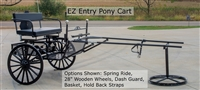 EZ Entry Pony Cart