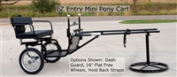 EZ Entry Mini Pony Cart