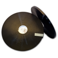 TWO GROOVE DIAMOND 401 EXTRA THICK BLACK  Multiple Widths | BioThane® USA