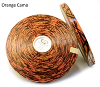 3/4in High Flex Camouflage webbing BioThane