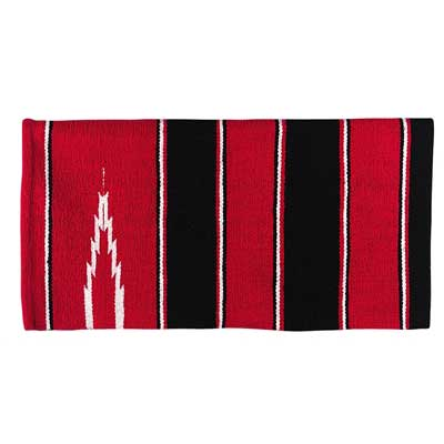 Single Weave Saddle Blanket