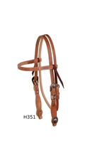 Cowboy Culture Browband Headstall