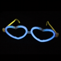 Heart Shaped Eyeglasses