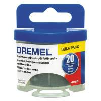 "DREMEL® 1-1/4""DIA. SUPER DUTY CUTOFF WHEEL FIBERGLASS"