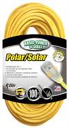 16/3 100' SJEOW POLAR/SOLAR EXTENSION CORD