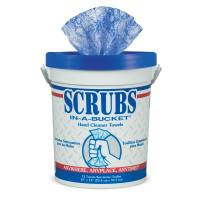 SCRUBS-IN-A-BUCKET HANDCLEANER 72-COUNT PAIL
