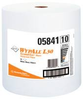 WypAll L30 Wipers, Jumbo Roll, White, 950 per Roll