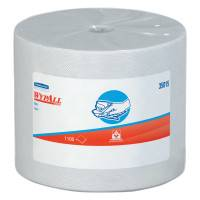 WypAll X50 Wipers, Jumbo Roll, White, 1,100 per roll