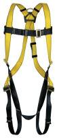 Workman Harnesses, D-Ring Back; D-Ring Hips, X-Large