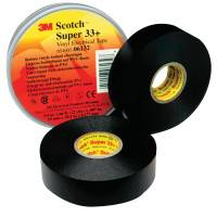 SCOTCH SUPER 33+ 3/4 INX 20 FT VINYL ELEC TAPE