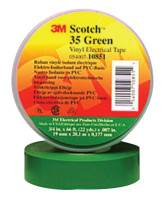 SCOTCH 35 GN 1/2 IN X 20FT VINYL CODING ELEC TP
