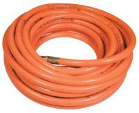 "3/8""X50' 1/4"" NPT FITTINGS  ORANGE GLOW"