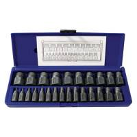 IRWIN HANSON 25 PC. HANSON SCREW EXTR