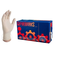 Gloveworks Industrial Latex Powder Free [CASE]