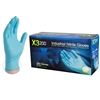 X3200 Industrial Nitrile Gloves Powder Free Latex Free Textured Ambidextrous [CASE]