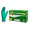 Xtreme Green Nitrile Industrial Gloves Powder Free Textured [CASE]