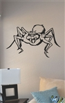 Arachnoid spider with fangs Vinyl Wall Art