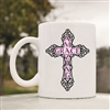 Amazing grace cross Coffee Mug