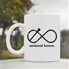 Anchored forever Coffee Mug