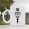 Be near me Lord Jesus Coffee Mug