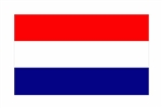 Netherlands Flag Vinyl Decal Sticker