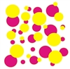 106 Peel and Stick Polka Dots - Vinyl Wall Art Decal Sticker