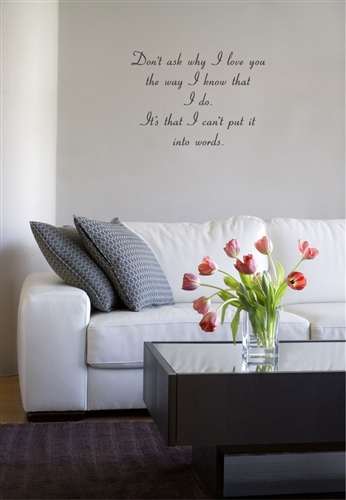 Bible Verse Bible Bible Quote Wall Art Wall Arts Quote Wall - Can i put a wall decal on canvas