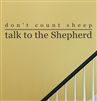 Don't count sheep talk to the shepherd Vinyl Wall Art Decal Sticker