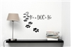 It's a DOG's Life Vinyl Wall Art Decal Sticker