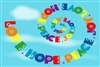 Love Hope Peace Joy Swirl Vinyl Wall Mural Decal Sticker